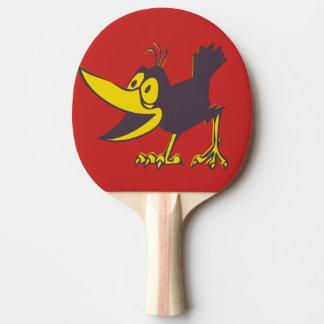 Raquette De Ping Pong oiseau