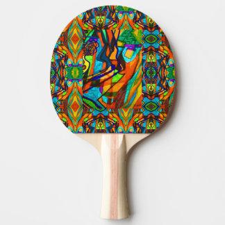 Raquette De Ping Pong Palette #53 de ping-pong
