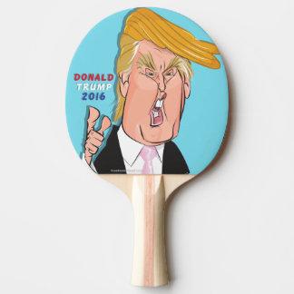 Raquette De Ping Pong Palette de ping-pong de bande dessinée de Donald