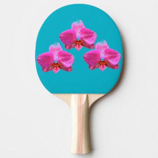 Raquette De Ping Pong Palette de ping-pong - orchidée