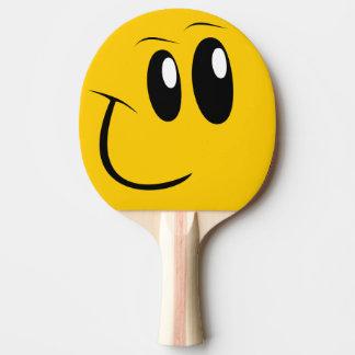 Raquette De Ping Pong Palette drôle de ping-pong de visage