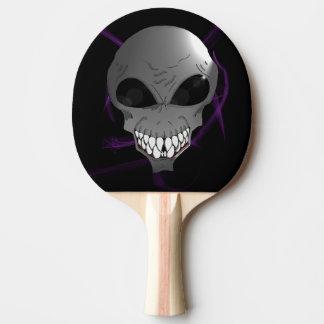 Raquette De Ping Pong Palette étrangère grise de ping-pong