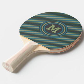 Raquette De Ping Pong Palette faite sur commande de ping-pong de