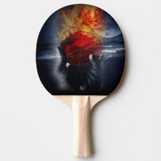 Raquette De Ping Pong Palette magique de ping-pong de boule