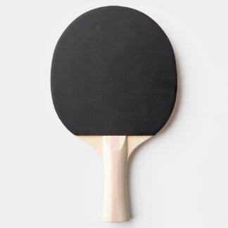 Raquette De Ping Pong Photographie noire et blanche d'une araignée et