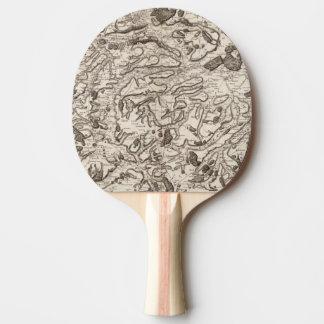 Raquette De Ping Pong Saint Omer