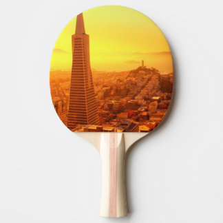 Raquette De Ping Pong San Francisco du centre, CA