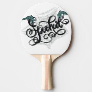Raquette De Ping Pong Spooked