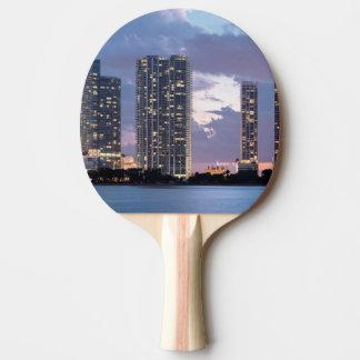 Raquette De Ping Pong Tours de condominium au bord de mer à Miami