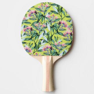 Raquette De Ping Pong Traitement floral
