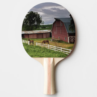 Raquette De Ping Pong Un tour par le pays de ferme de Palouse 4