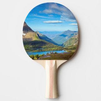 Raquette De Ping Pong Vallée au-delà