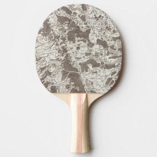 Raquette De Ping Pong Verdun