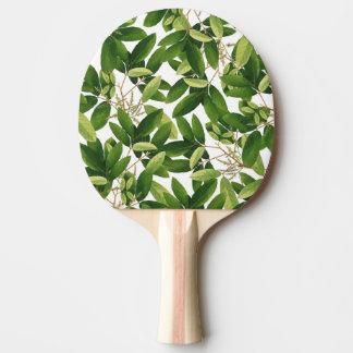Raquette De Ping Pong Verdure