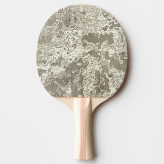 Raquette De Ping Pong Vezelay, Cosne