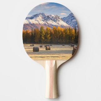 Raquette Tennis De Table Agriculture de l'Alaska