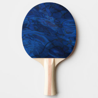 Raquette Tennis De Table bleu