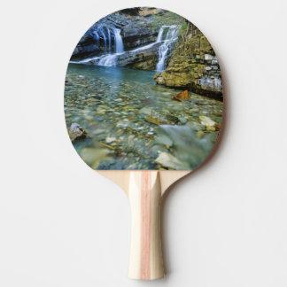 Raquette Tennis De Table Cameron tombe en parc national de lacs Waterton