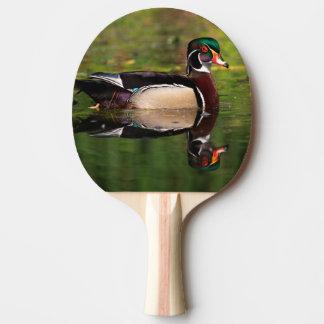 Raquette Tennis De Table Canard en bois