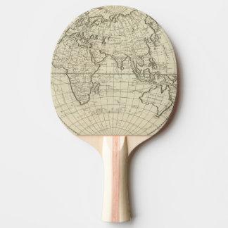 Raquette Tennis De Table Carte du monde 2 2