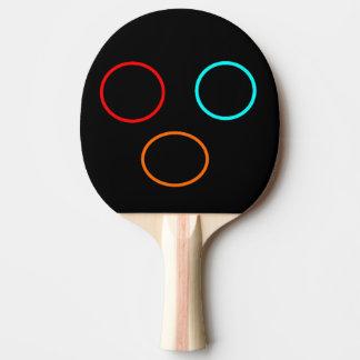 Raquette Tennis De Table cercle