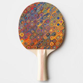 Raquette Tennis De Table Cercles concentriques