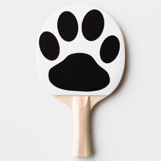 Raquette Tennis De Table copie de pied de chien