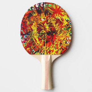 Raquette Tennis De Table Cuvette de floc