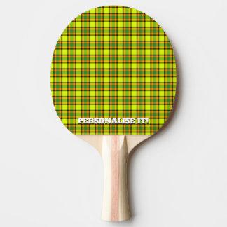 Raquette Tennis De Table Échecs colorés