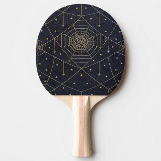 Raquette Tennis De Table Étoiles de soie d'araignée de Falln