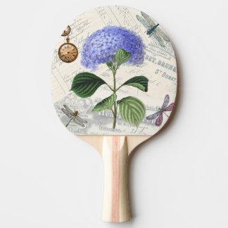 Raquette Tennis De Table fleur