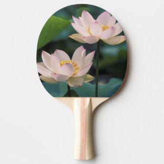 Raquette Tennis De Table Fleur de Lotus dans la fleur, Chine