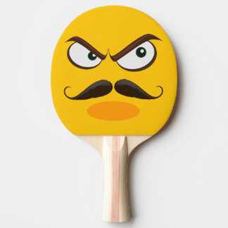 Raquette Tennis De Table Furrious Emoji jaune