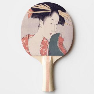 Raquette Tennis De Table Geisha japonais