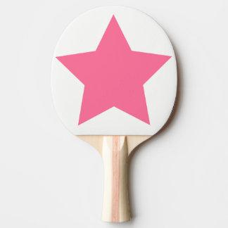 Raquette Tennis De Table Grande étoile de roses indien