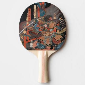 Raquette Tennis De Table Héros samouraï Minamoto aucun Yorimitsu
