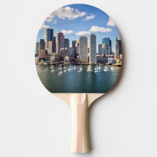 Raquette Tennis De Table Horizon de Boston de bord de mer