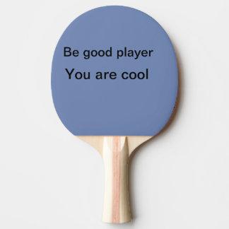 Raquette Tennis De Table Joueurs de sport