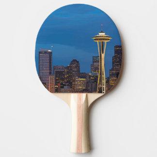 Raquette Tennis De Table L'aiguille de l'espace et Seattle du centre