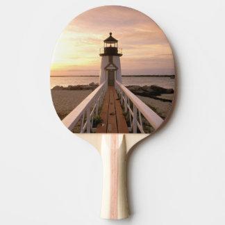 Raquette Tennis De Table L'Amérique du Nord, Etats-Unis, le Massachusetts,