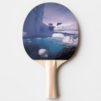 Raquette Tennis De Table L'Antarctique. Icescapes antarctiques 2