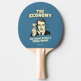 Raquette Tennis De Table L'économie : Midi Martini