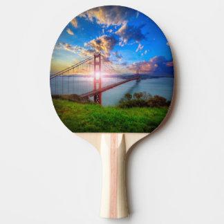 Raquette Tennis De Table Lever de soleil de Golden Gate
