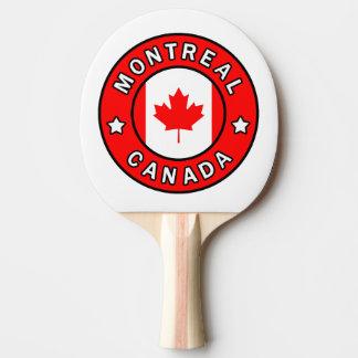 Raquette Tennis De Table Montréal Canada
