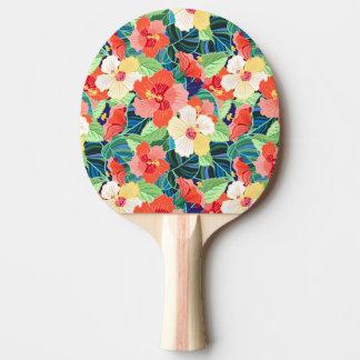 Raquette Tennis De Table Motif coloré de ketmie