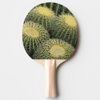 Raquette Tennis De Table Motif de cactus