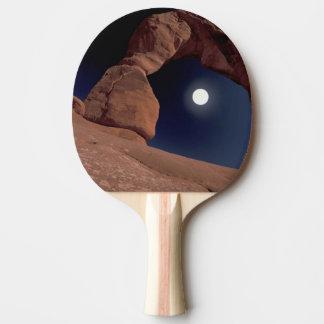 Raquette Tennis De Table Na, Etats-Unis, Utah, arque le parc national.