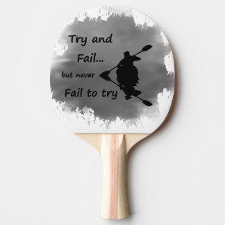 Raquette Tennis De Table Ne manquez jamais d'essayer le sport de motivation