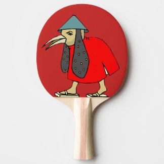 Raquette Tennis De Table oiseau