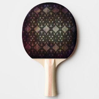 Raquette Tennis De Table Palette bleue rose de ping-pong de Geo